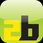 2b App icon
