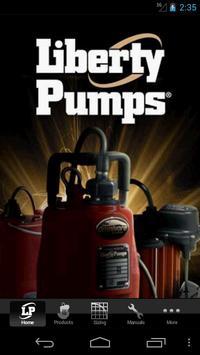 Liberty Pumps poster