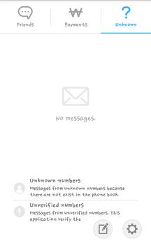 Message Box -Classify your SMS apk screenshot