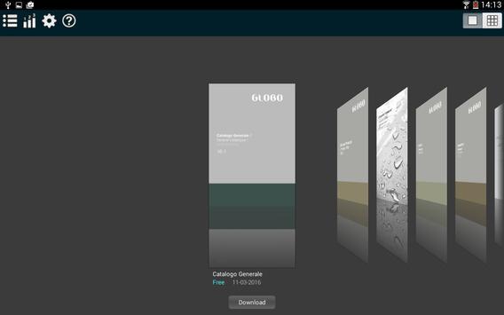 Ceramica Globo apk screenshot