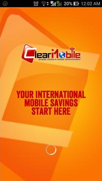 Clear Mobile poster