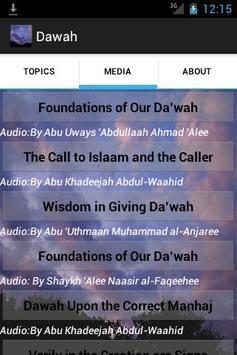 Dawah Pro apk screenshot