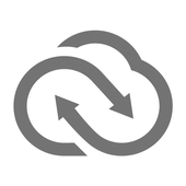 in4sync Cloud file sharing icon