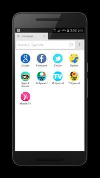 Indian Browser - 4G Browser apk screenshot