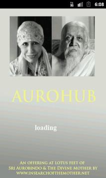 AuroHub-Sri Aurobindo poster