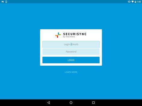 SecuriSync apk screenshot