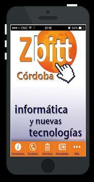 Zbitt Córdoba poster