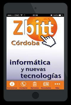 Zbitt Córdoba apk screenshot