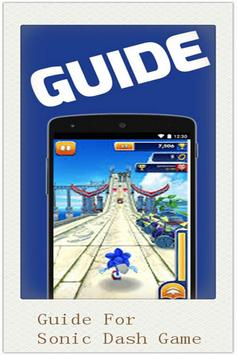 Guide For Sonic Dash Rush poster