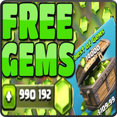 Free Gems Updated 2016 icon
