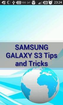Galaxy S3 Tricks and Tips poster