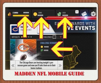 PL Guide for MADDEN NFL Mobile poster
