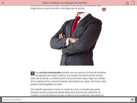 Looks y combinaciones de ropa apk screenshot