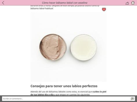 Trucos de maquillaje apk screenshot