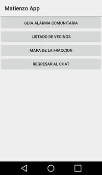 Matienzo App apk screenshot