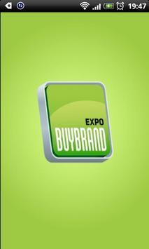 BUYBRAND Expo poster