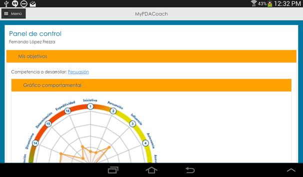 MyPDACoach apk screenshot