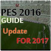 Guide PES 2016 For PES 2017 icon
