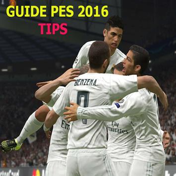 Guide PES2016 Tip Update apk screenshot