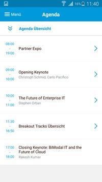 Amazon Web Services DE Events apk screenshot