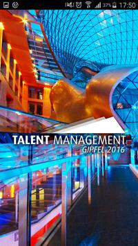 Haufe Talent Management Gipfel poster
