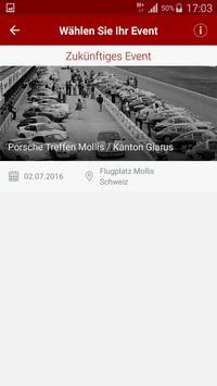 Porsche Treffen Mollis apk screenshot