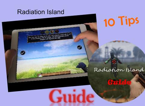 Island Guide Radiation Hack poster