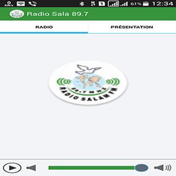 Radio salam Bko/Mali 89.7 apk screenshot