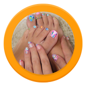 Decorated Nails icon