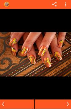 Decorated Nails poster