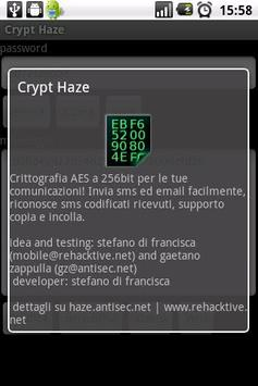 Crypt Haze apk screenshot
