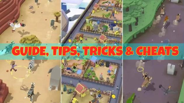 Free Rodeo Stampede Tips apk screenshot