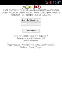 AGX Kia apk screenshot