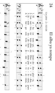 LDS Hymns Spanish apk screenshot