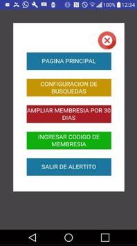Alertito Alertas de OLX apk screenshot