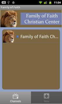 Family of Faith poster