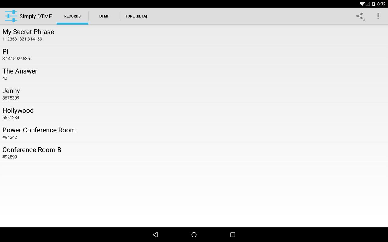 Dtmf Generator Android Apps