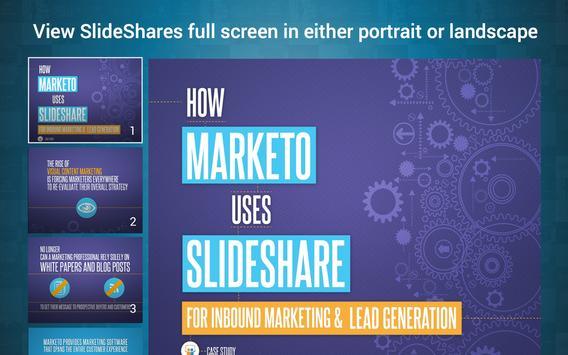 LinkedIn SlideShare apk screenshot