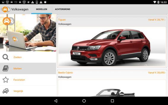 Auto Koopwijzer NL apk screenshot