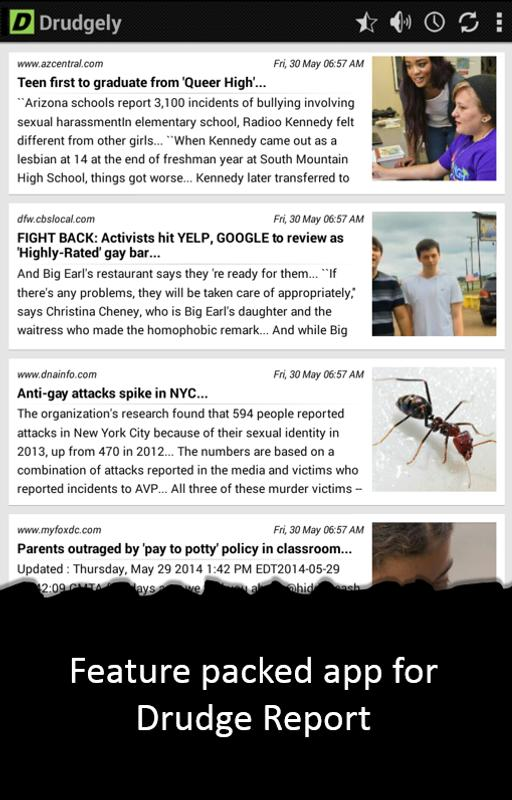 Drudge Report Apk Download Free News Amp Magazines App For