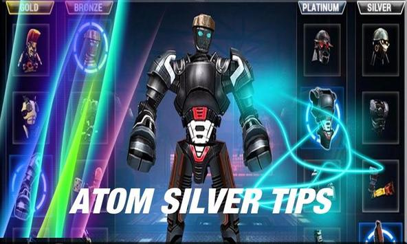 Energy Real Steel Boxing Tips apk screenshot