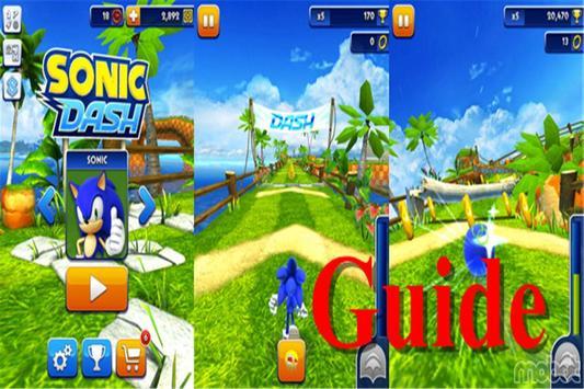 Utility Hack 4 Sonic Dash poster