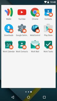 MobiControl | Android for Work apk screenshot