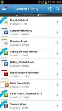 MobiControl Agent apk screenshot