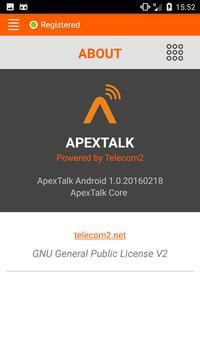 ApexTalk apk screenshot