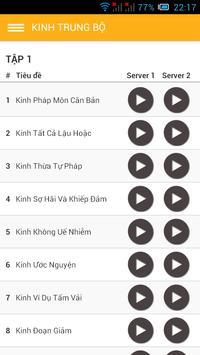 Nikaya Audio (Nghe Kinh Phat) apk screenshot