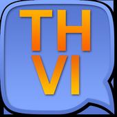 Thai Vietnamese dictionary icon