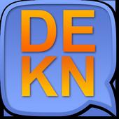 German Kannada dictionary icon