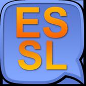 Spanish Slovenian dictionary icon