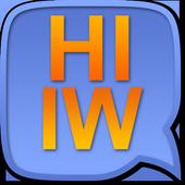 Hindi Hebrew dictionary icon